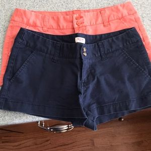 Mossimo Supply Co. Shorts - BUNDLE 💥!! 2 pairs mossimo supply co. Shorts